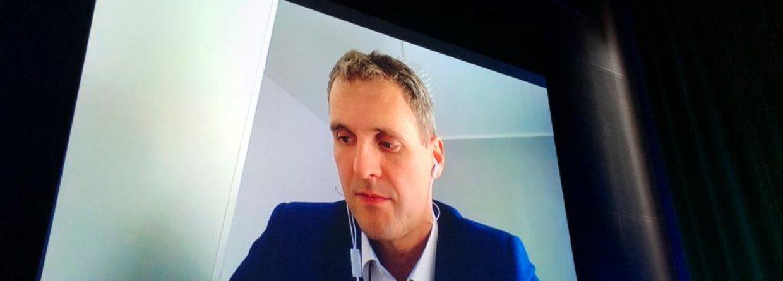 Piotr Czopek, dyrektor departamentu OZE. Fot. Bartłomiej Sawicki/BiznesAlert.pl