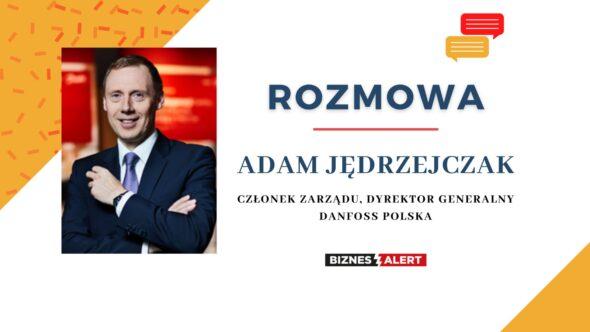 Adam Jędrzejczak, Danfoss Polska