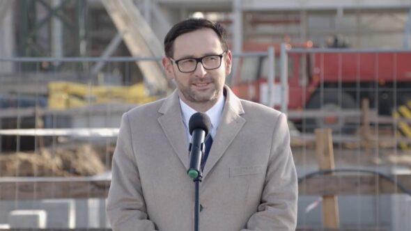 Prezes PKN Orlen Daniel Obajtek Fot. Bartłomiej Sawicki 3