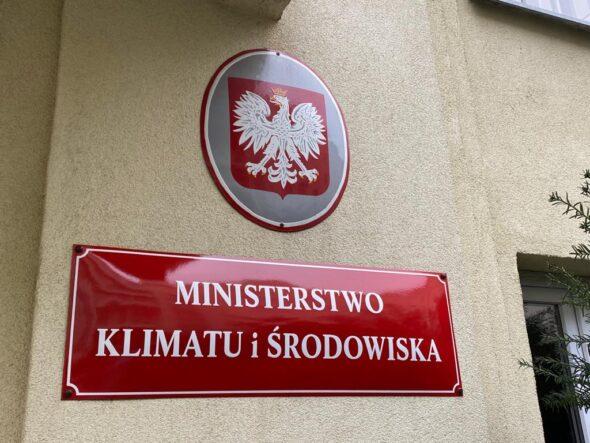 Ministerstwo Klimatu i Środowiska. Fot. Marcin Roszkowski