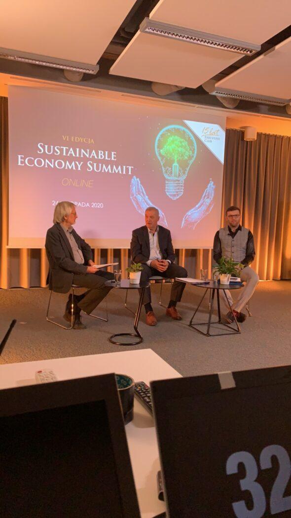 konferencja Sustainable Economy Summit