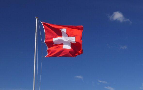 flaga szwajcaria
