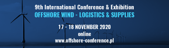 "Konferencja ""Offshore Wind – Logistics & Supplies"""