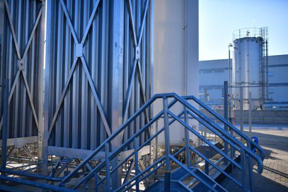 stacja regazyfikacji LNG, Gas-Trading