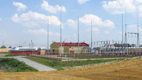 PT Mleczewo i Pendolino fot. PKP Energetyka