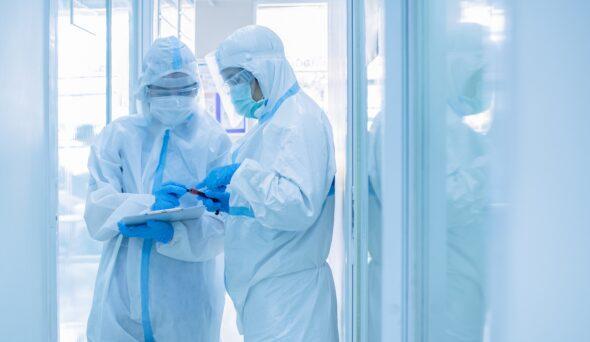 Pandemia koronawirusa. Fot. Freepik