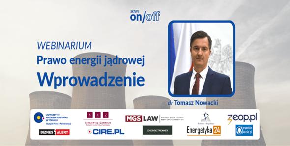 """Prawo energii jądrowej – SKN Prawa Energetycznego """"on/off"""""""