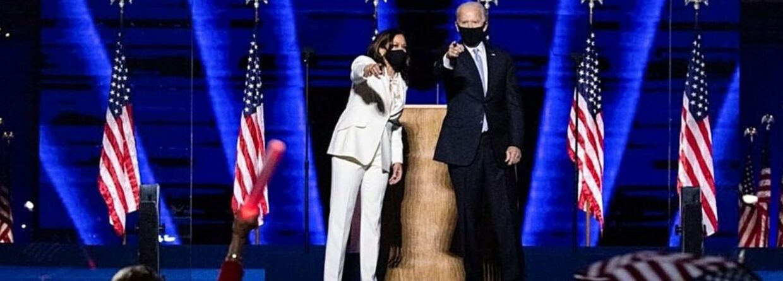 Joe Biden i Kamala Harris. Źródło: Instagram