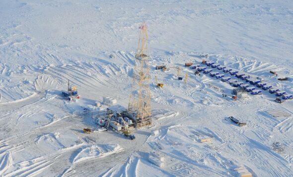 Wostok Oil fot Rosnieft