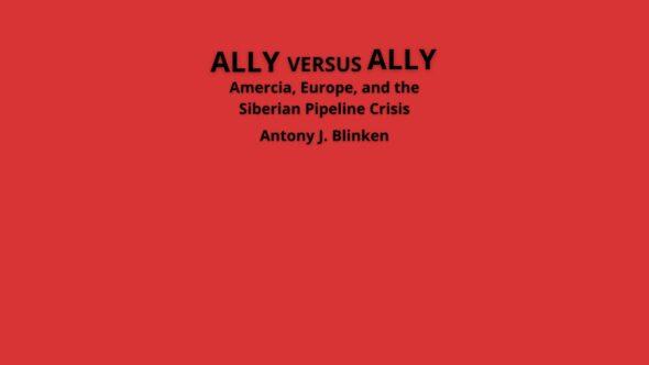 Anthony Blinken książka