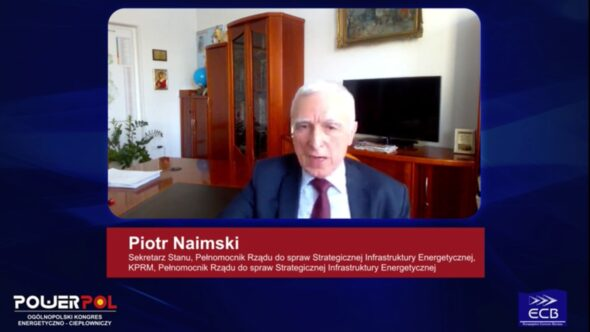 Piotr Naimski. Fot. Michał Perzyński/BiznesAlert.pl