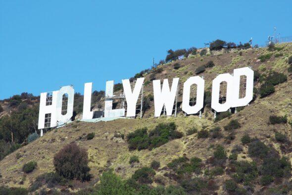 Hollywood. Źródło Pixabay