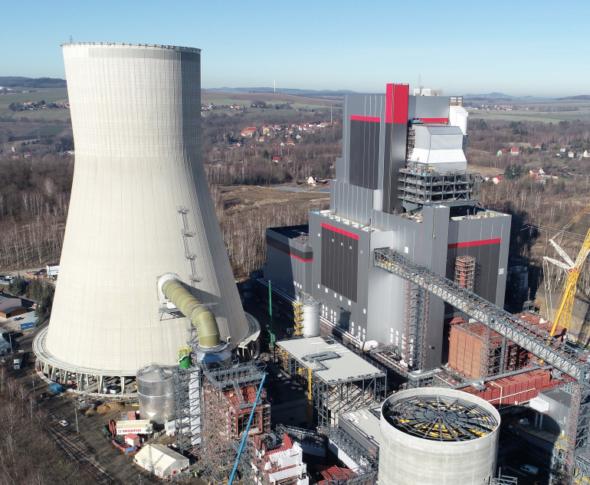 Elektrownia Turów. Fot. PGE