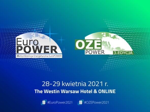 Euro Power. Grafika organizatora