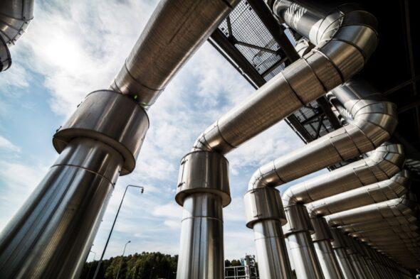 Instalacje Gazociągu Jamalskiego Europol Gaz 1