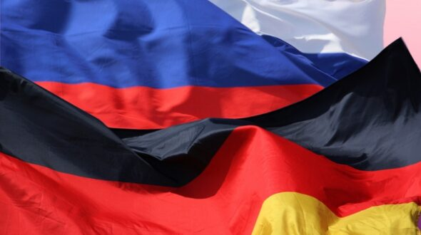 Niemcy i Rosja fot. topwar