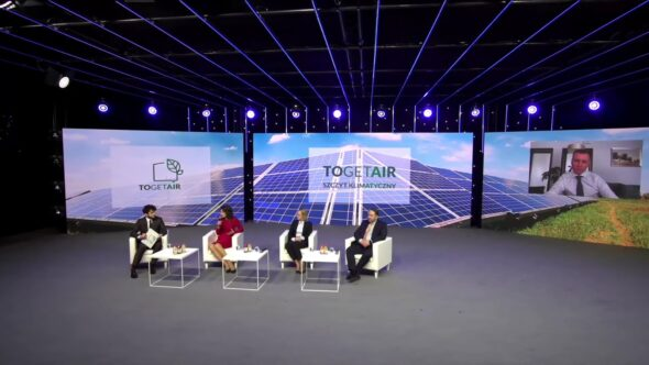Panel poświęcony offshore na Togetair