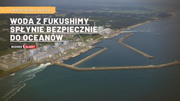 Elektrownia jądrowa Fukushima. Fot. tepco.co.jp. Grafika: Gabriela Cydejko