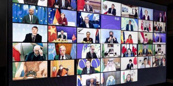 Leaders Climate Summit. Źródło: Instagram/KPRP