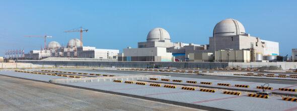 Elektrownia jądrowa Barakah Fot. Emirates Nuclear Energy Corporation, enec.gov.ae