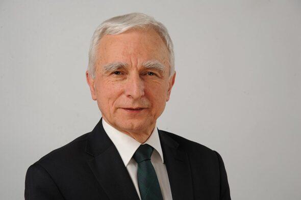Piotr Naimski, Pełnomocnik Rządu ds. Strategicznej Infrastruktury Energetycznej. Źródło: PERN