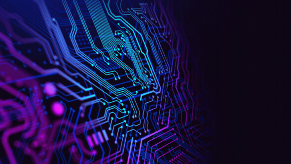 Chip circuit Freepik