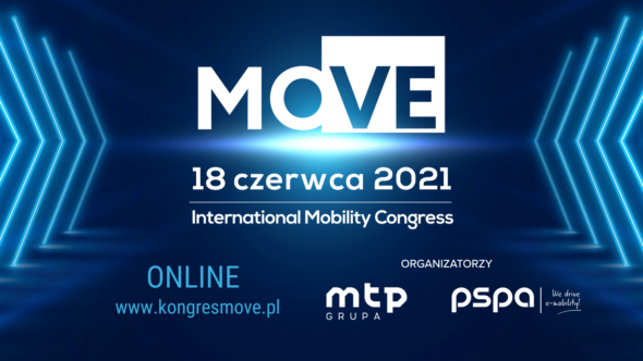 Kongres Move 2021. Grafika organizatora