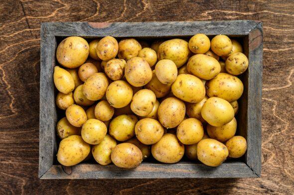 Ziemniaki Freepik