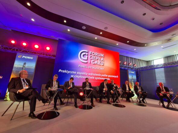 Forum Ciepła i Gazu 2021. Fot. BiznesAlert.pl.