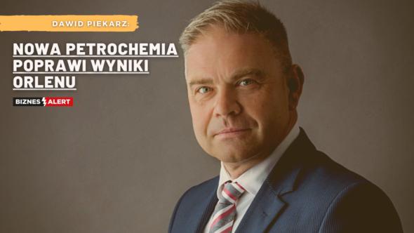 Dawid Piekarz. Fot. gptogatus.pl. Grafika: Gabriela Cydejko.