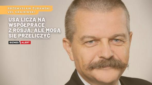 Przemysław Żurawski vel Grajewski. Fot. Narodowy Kongres Nauki