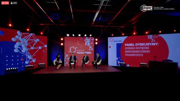 Kongres Polska Chemia 2021. Fot. BiznesAlert.pl