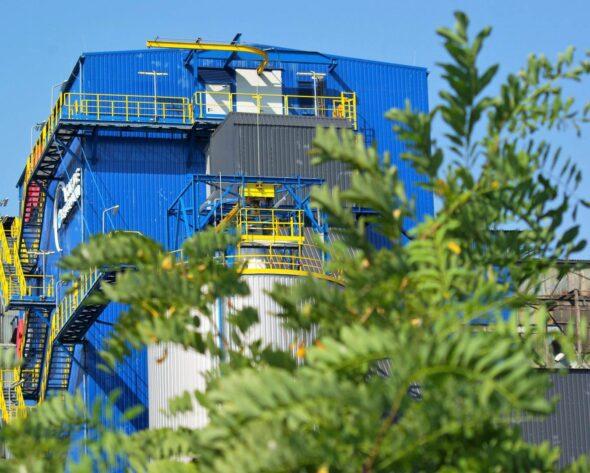 Elektrociepłownia Będzin. Źródło: EC Będzin