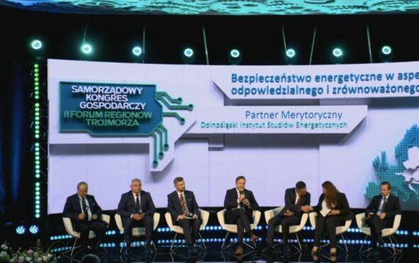 Samorządowy Kongres Gospodarczy, II Forum Regionów Trójmorza. Fot. BiznesAlert.pl