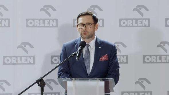 Prezes PKN Orlen Daniel Obajtek. Fot. BiznesAlert.pl