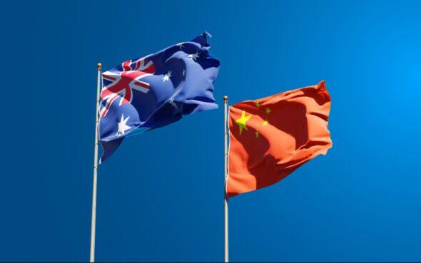 Australia i Chiny. Źródło: freepik