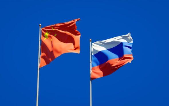 Chiny i Rosja. Źródło: freepik