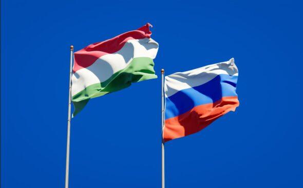 Węgry i Rosja. Źródło: Freepik