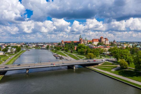 Kraków. Źródło:  Krakow.pl Fot. Jan Graczyński