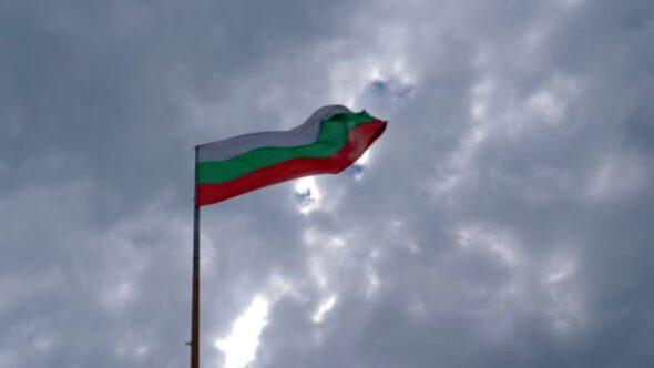 Flaga Bułgarii. Źródło: Getty Images