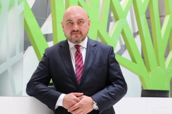 Były prezes PGE GIEK Krzysztof Kuśmierowski fot. PGE GIEK