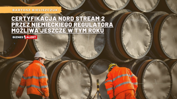 Fot. Nord Stream 2. Grafika: Gabriela Cydejko.