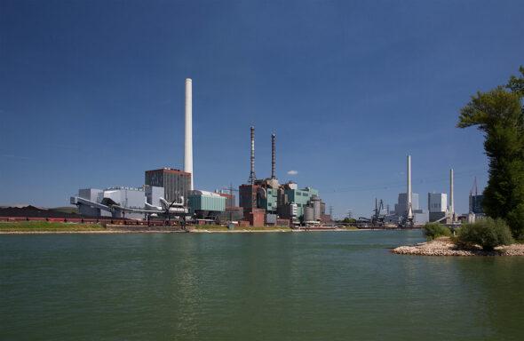 Elektrociepłownia Mannheim