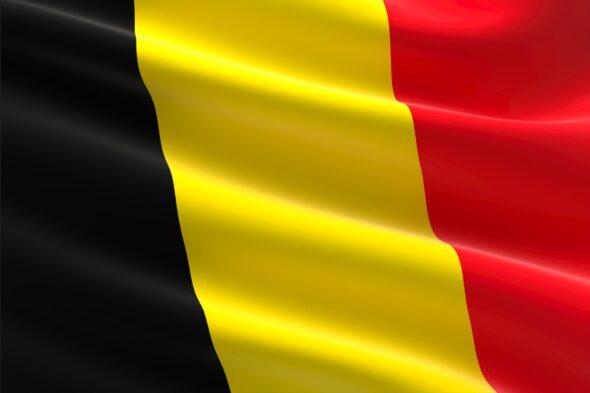 Flaga Belgii. Źródło: freepik