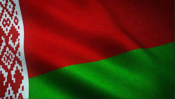 Flaga Białorusi. Źródło: freepik