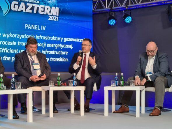 Ireneusz Krupa na GAZTERM 2021