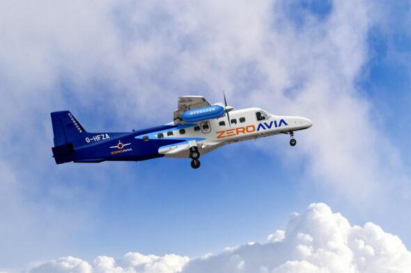 Samolot ZeroAvia