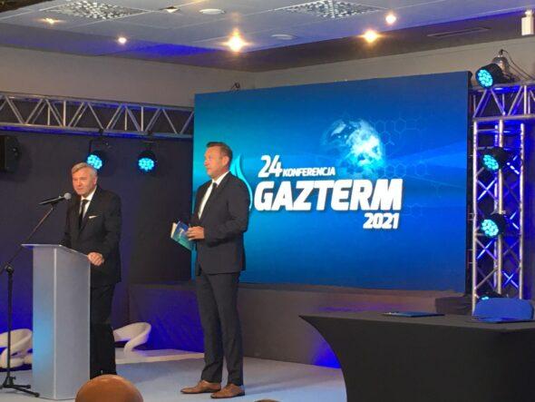 Gazterm 2021. Fot. Mariusz Marszałkowski