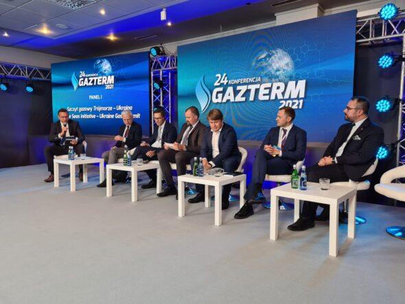 Gazterm 2021. Fot. Wojciech Jakóbik