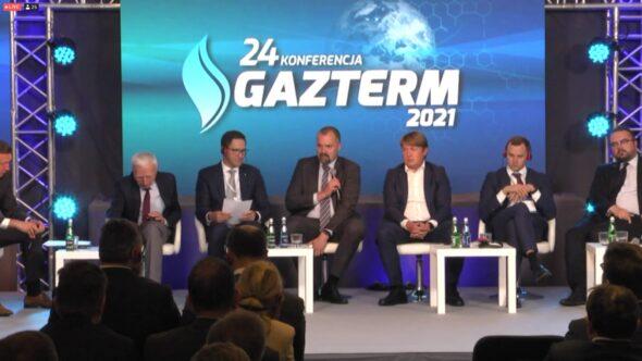 Konferencja Gazterm 2021. Fot. BiznesAlert.pl